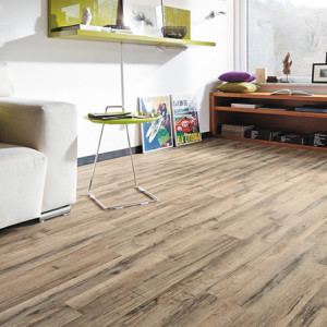 HARO Laminate floor Special edition NKL31 2-Strip Graphite Oak textured matt