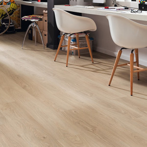 HARO Laminate floor TRITTY 250 Plank 1-Strip 4V Highland Oak textured matt