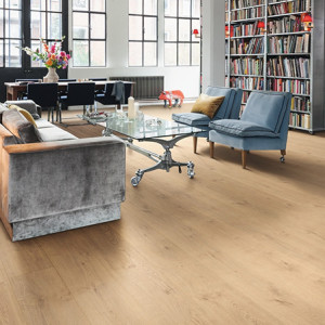 HARO Laminate floor TRITTY 100 Gran Via 4V Oak Portland Puro authentic