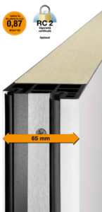Structura si grosime Thermo 65